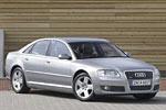 Der Diesel-Gigant: Audi A8 4.2 TDI quattro