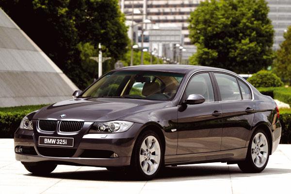 Pressemappe BMW 3er