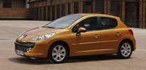 Peugeot 207 jetzt auch mit VTi-Motor und 5-Gang-Schaltbox