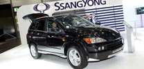 SsangYong Kyron Cyber: Kein Raumschiff