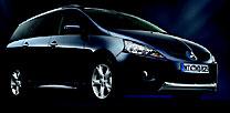 Mitsubishi Grandis als Geburtstags-Sondermodell