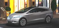Brennstoffzellen-Studie von Hyundai auf der IAA