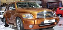 Chevrolet HHR: Auffallend anderer Kompakt-Van