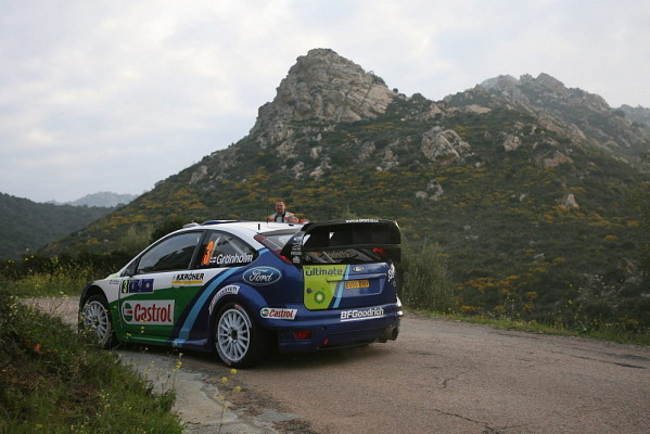 Rallye Frankreich: Die 10.000 Kurven von Korsika