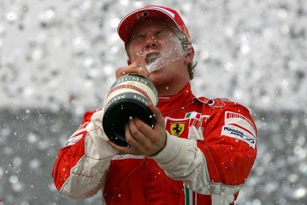Saisonrückblick 2007: So war 2007 für Ferrari
