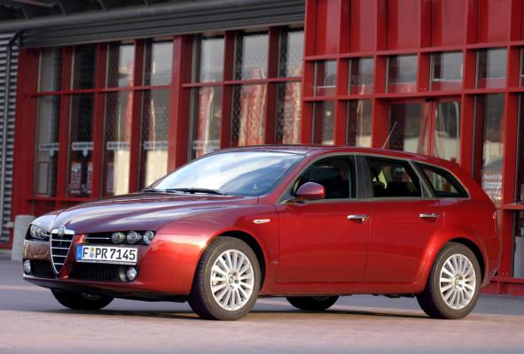 Alfa 159 Sportwagon: Leidenschaft und Temperament auf Italienisch