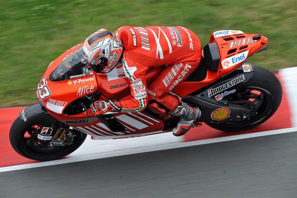 Melandri wird sich von Ducati trennen: Zumindest schon am Ende des Jahres