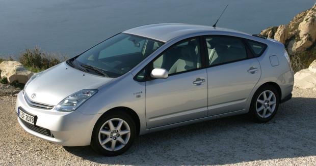 Toyota baut Prius in den USA