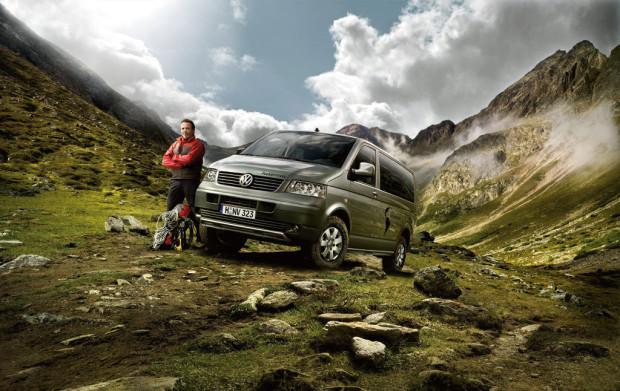 Volkswagen Nutzfahrzeuge präsentiert Multivan PanAmericana bei Globetrotter