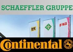 Krisentreffen für Continental und Schaeffler