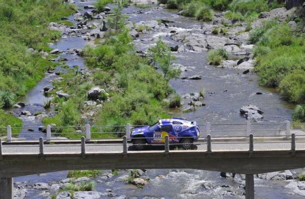 Volkswagen hat den Dakar-Sieg schon fast in der Tasche