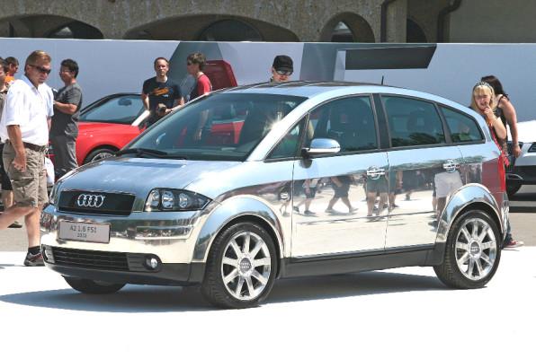 GTI-Treffen 2009: Glanzstück