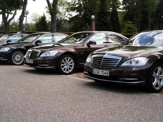 Mercedes S-Klasse: Die Zukunft hat begonnen