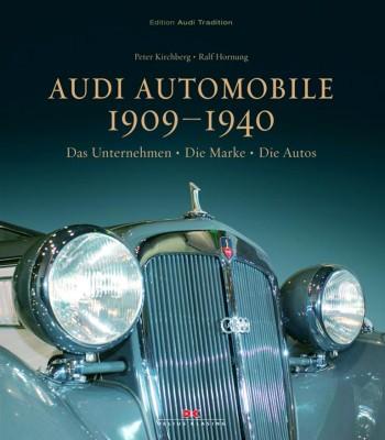 Neues Buch zur Vorkriegsgeschichte von Audi