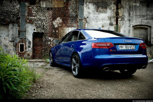Fahrbericht Audi RS6 - Brutale Eleganz