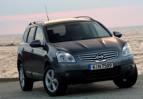 Fahrbericht Nissan Qashqai +2 1,5 dCi Acenta: