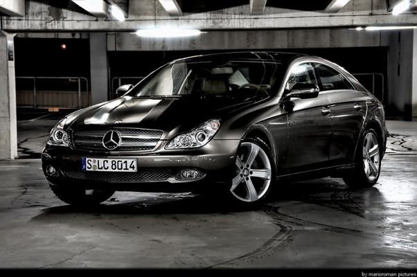 Fahrbericht Mercedes CLS 500 - Musterknabe im Designeroutfit