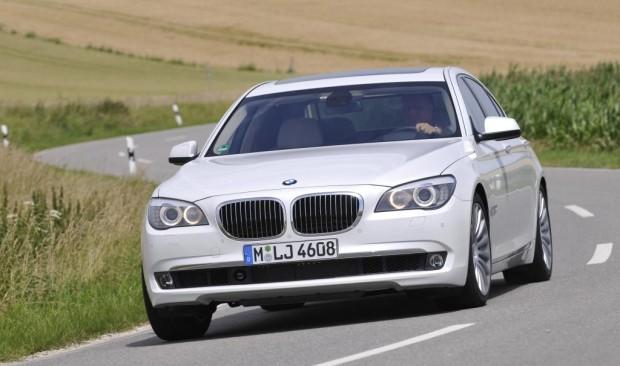 Presse-Präsentation BMW 760Li: Besuch im Paralleluniversum