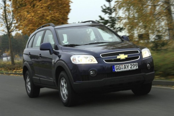 Fahrbericht Chevrolet Captiva LPG: Gas-Spieler aus Korea
