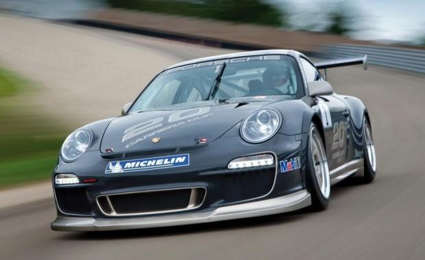IAA 2009: Weltpremiere des Porsche 911 GT3 Cup