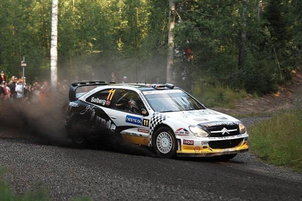 Petter Solberg verzichtet auf Rallye Australien: Vorbereitung auf Schlussspurt