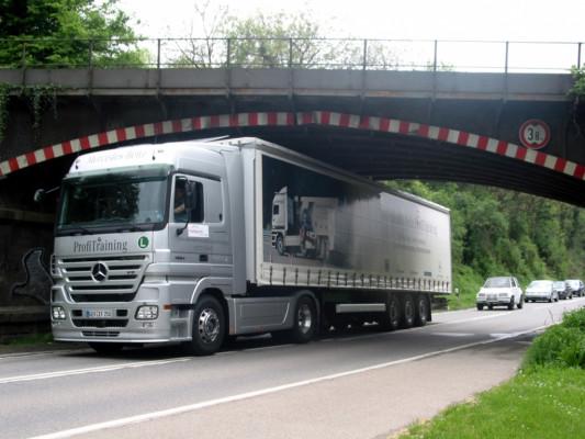 Profi-Navigation für Lkw mit neuen Funktionen