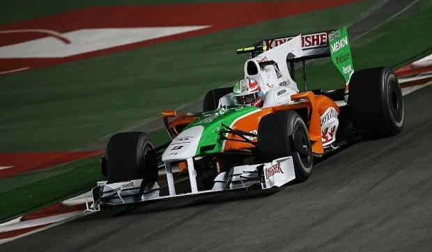 Keine Punkte für Force India: Ausfall und Letzter