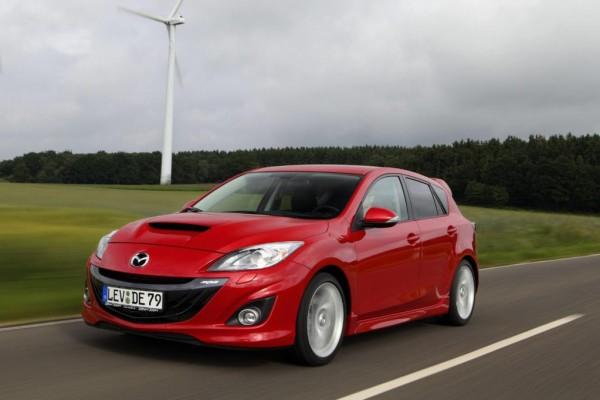 Mazda3 MPS: Braver Kracher