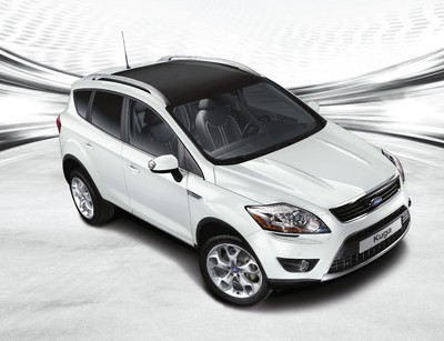 Ford Kuga als ''White Magic'' 2085 Euro günstiger