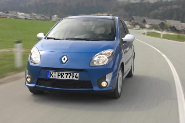 Rückruf für Renault Twingo