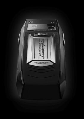 TAG Heuer's Mobiltelefon Meridiist Automobili Lamborghini: Telefonieren war gestern