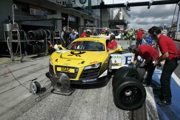 ADAC GT Masters setzt auf Reifen von Michelin