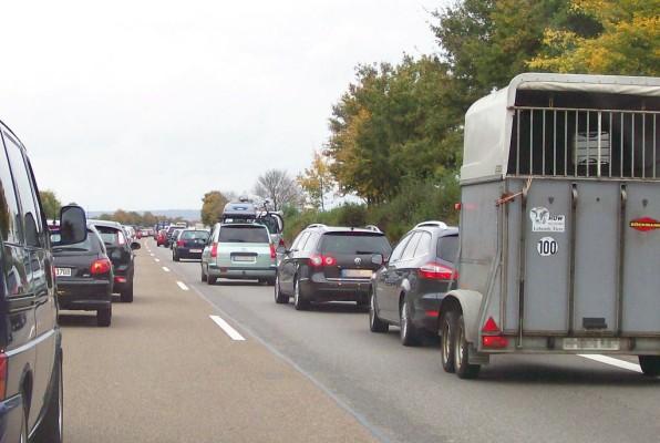 Ausbau der Autobahn A8 von Rosenheim bis zur österreichischen Grenze
