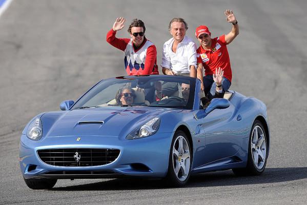 Domenicali - Ferrari Enttäuscht: Mangels sportlicher Herausforderung