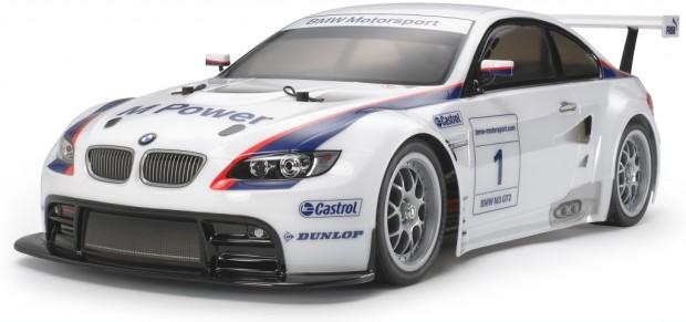 Tamiya bietet BMW M3 GT2 für jedermann