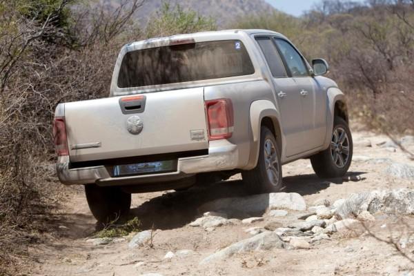 Volkswagen Amarok ist startbereit für die Rallye Dakar