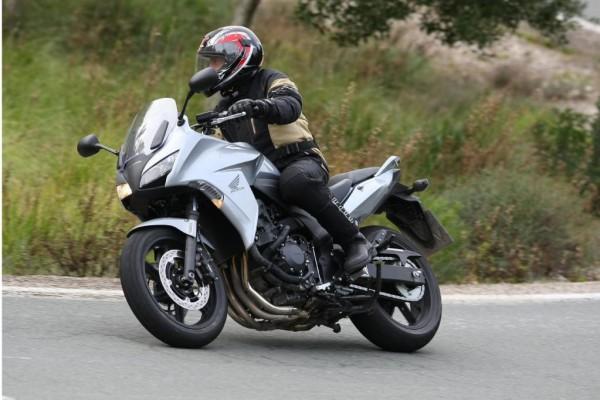 Honda CBF 1000 F: Neuer Motor - neues Fahrwerk - alte Philosophie