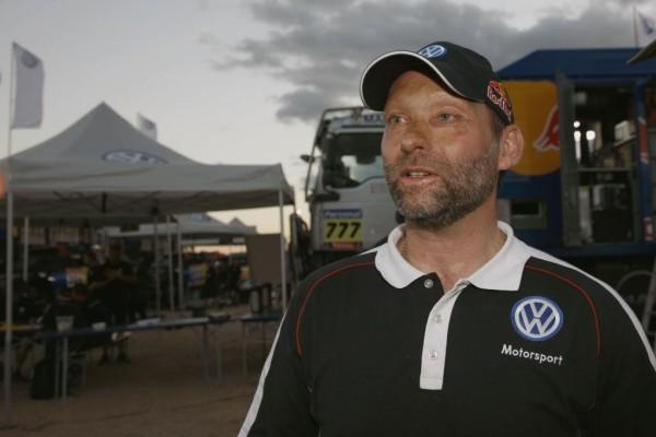 Rallye Dakar: ''Die Begeisterung der Fans gibt uns Recht''