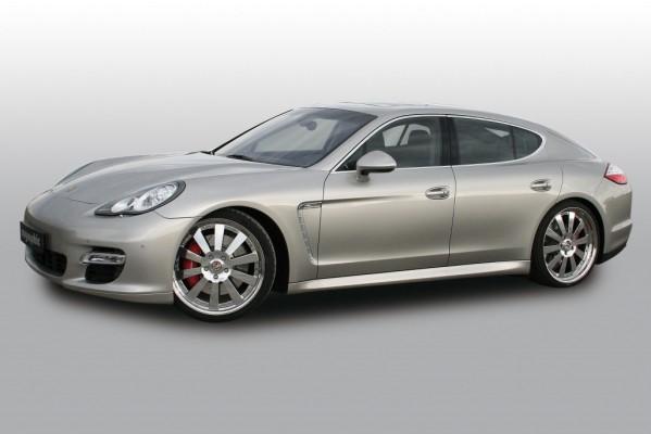 Cargraphic Panamera: Power-Pack auf 550 PS für den Grand Tourismo von Porsche