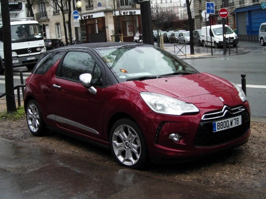 Citroën DS3: Klare Absage an den Retro-Look