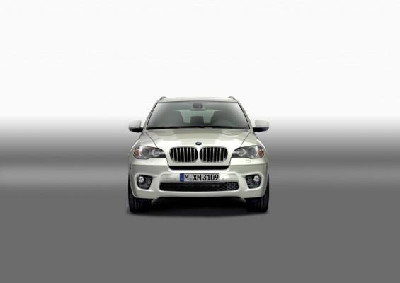 M Sportpaket für den neuen BMW X5.