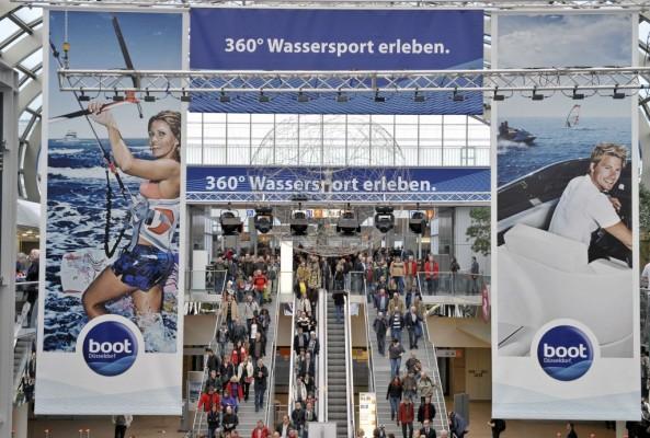 boot Düsseldorf 2010 endet mit positiver Bilanz