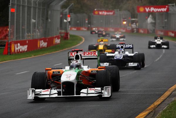 Force India: Mit Selbstvertrauen nach Malaysia: Punkte als Ziel