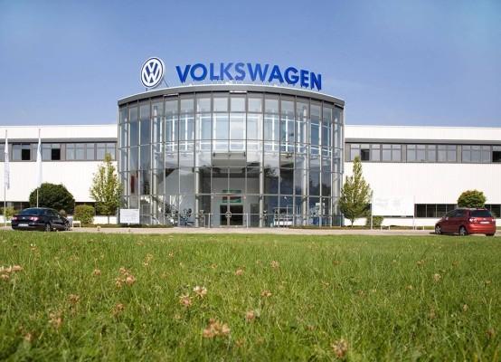 Volkswagen Motorenwerk Chemnitz ist