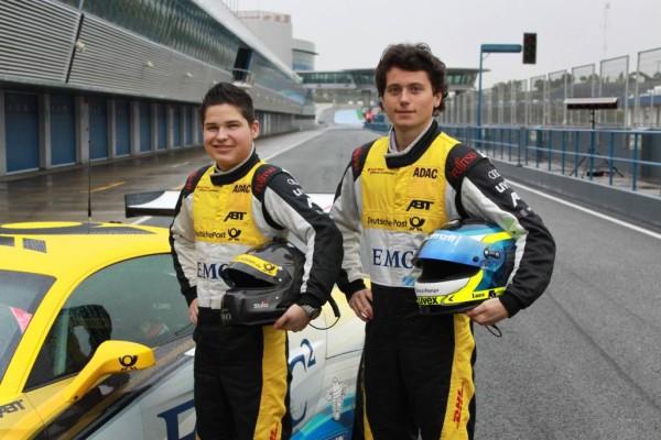 ADAC GT Masters: Junge Fahrer starten in der Liga der Traumsportwagen