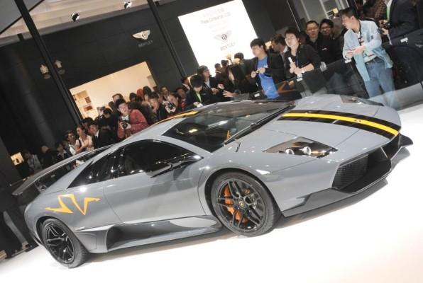 Auto China 2010: Lamborghini mit Limited Edition nur für China
