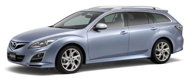 Mazda 6 Kombi gewinnt Kostenvergleich