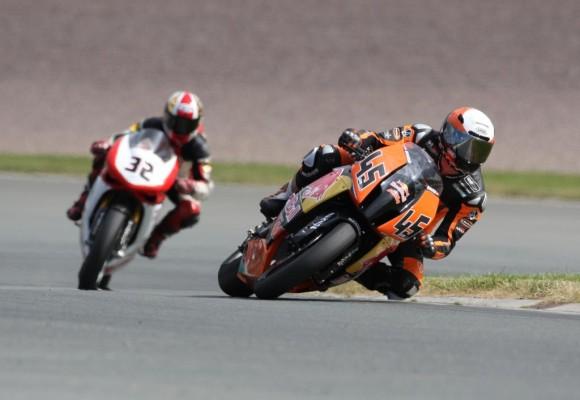 Honda und KTM gewinnen IDM-Läufe