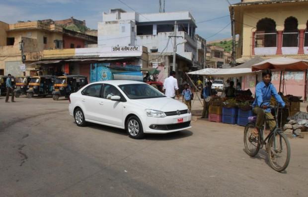 Pressepräsentation Volkswagen Vento: Hackenbergs Leidenschaft für Indien