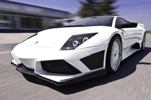 Lamborghini: Tarnen und täuschen